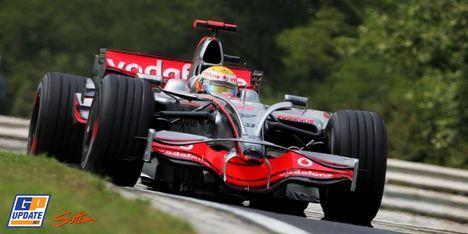 2008年 F1 ハンガリーGP予選