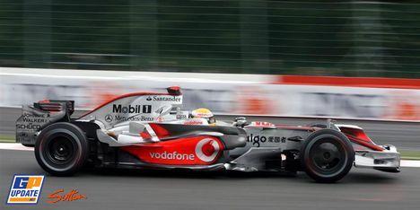 2008年 F1 ベルギーGP予選