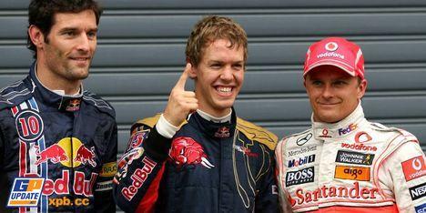 2008年 F1 イタリアGP予選