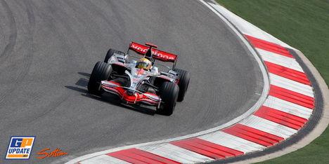 2008年 F1 中国GP予選
