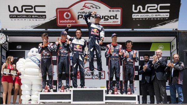 2017年 WRC ラリー・ポルトガル