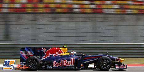 2009年 F1 中国GP予選
