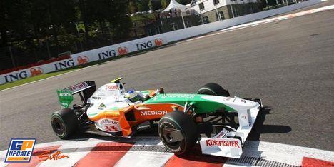 2010年 F1 ベルギーGP予選