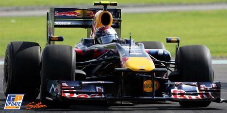 2009年 F1 アブダビGP決勝