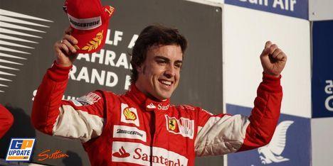 2010年 F1 バーレーンGP決勝