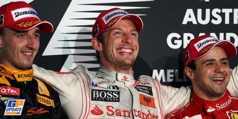 2010年 F1 オーストラリアGP決勝