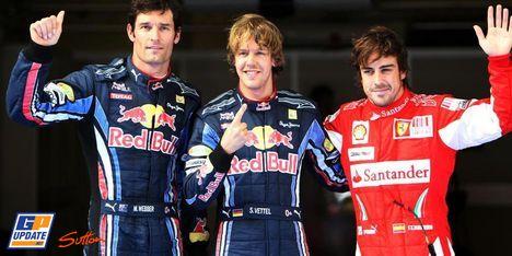 2010年 F1 中国GP予選
