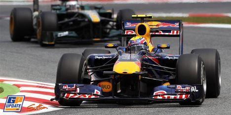 2010年 F1 スペインGP予選