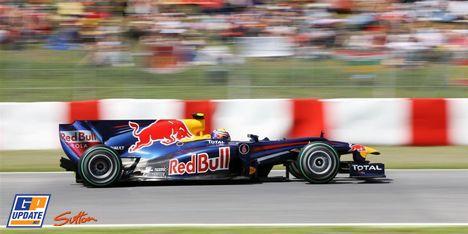 2010年 F1 スペインGP決勝
