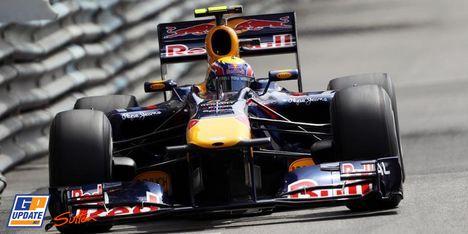 2010年 F1 モナコGP決勝