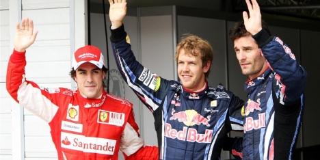 2010年 F1 ハンガリーGP予選