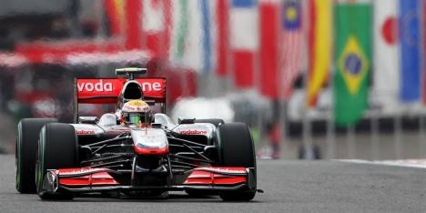 2010年 F1 ベルギーGP決勝