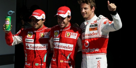 2010年 F1 イタリアGP予選