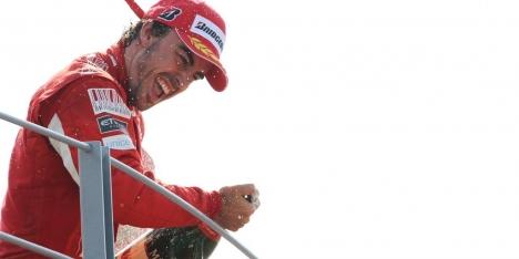 2010年 F1 イタリアGP決勝