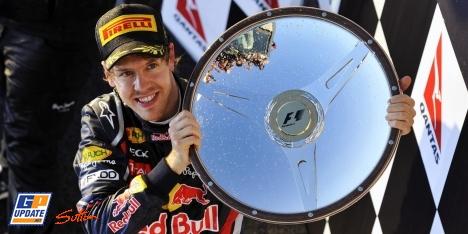 2011年 F1 オーストラリアGP決勝