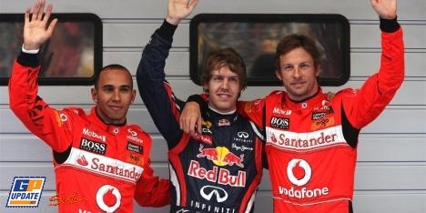 2011年 F1 中国GP予選