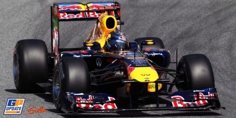2011年 F1 スペインGP決勝