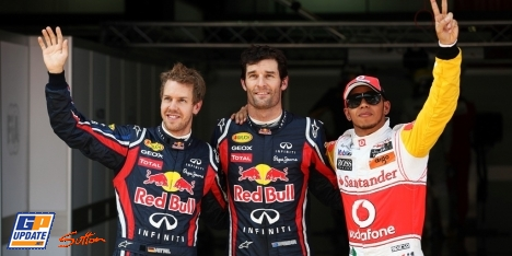 2011年 F1 スペインGP予選
