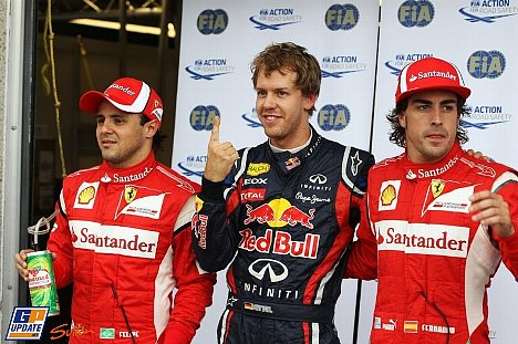 2011年 F1 カナダGP予選