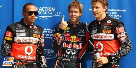 2011年 F1 イタリアGP予選
