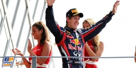 2011年 F1 イタリアGP決勝