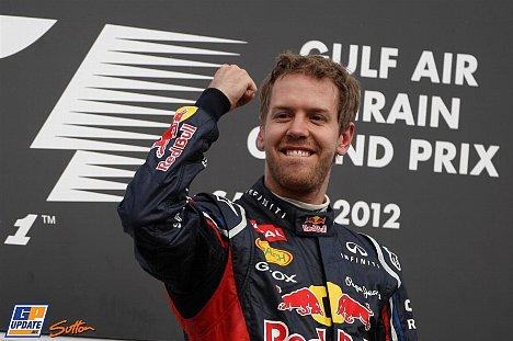 2012年 F1 バーレーンGP決勝