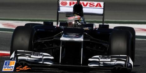 2012年 F1 スペインGP決勝