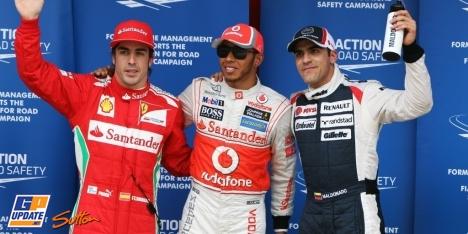 2012年 F1 スペインGP予選