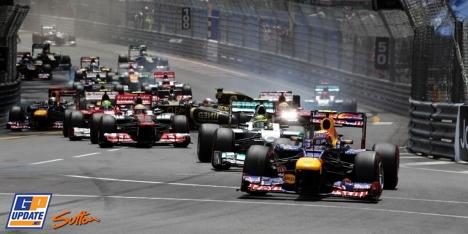 2012年 F1 モナコGP決勝