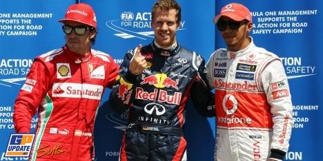 2012年 F1 カナダGP予選