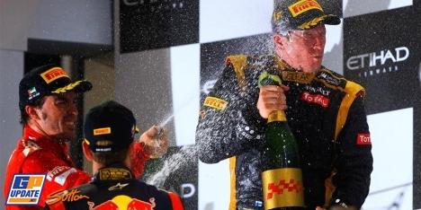 2012年 F1 アブダビGP決勝