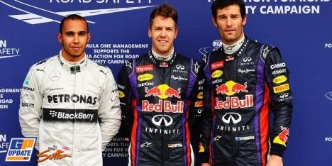2013年 F1 オーストラリアGP予選