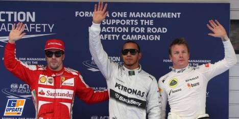 2013年 F1 中国GP予選