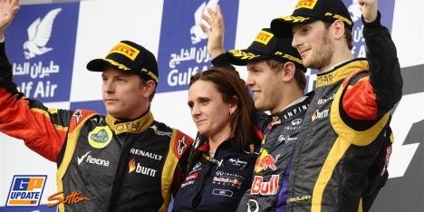 2013年 F1 バーレーンGP決勝
