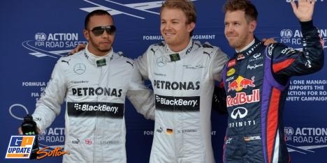 2013年 F1 スペインGP予選
