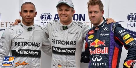 2013年 F1 モナコGP予選