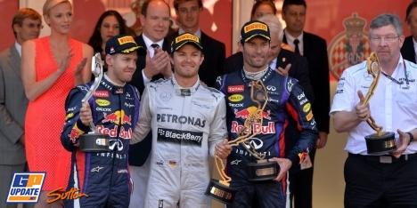 2013年 F1 モナコGP決勝