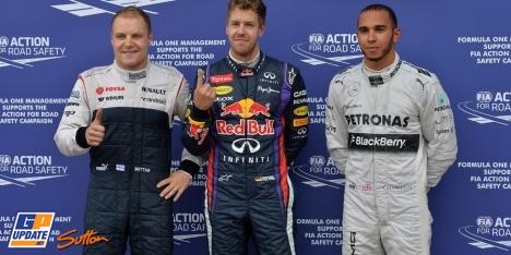 2013年 F1 カナダGP予選