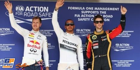 2013年 F1 ハンガリーGP予選