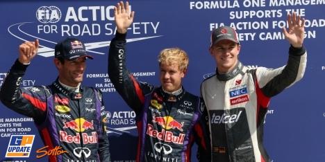 2013年 F1 イタリアGP予選