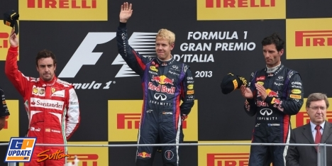 2013年 F1 イタリアGP決勝
