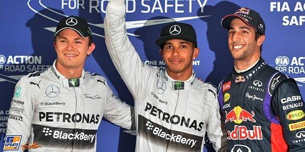 2014年 F1 オーストラリアGP予選