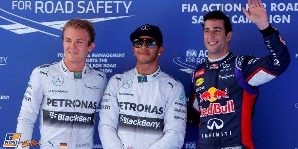 2014年 F1 スペインGP予選