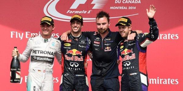 2014年 F1 カナダGP決勝