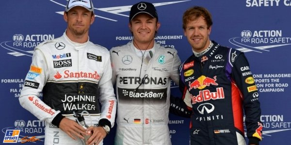 2014年 F1 イギリスGP予選