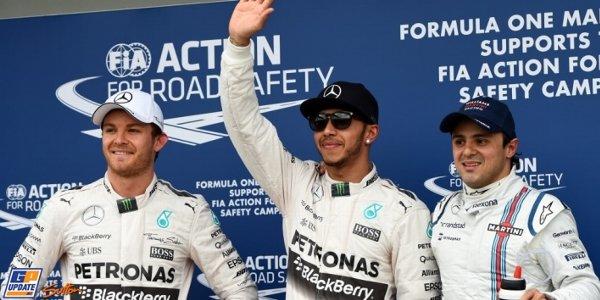 2015年 F1 オーストラリアGP予選