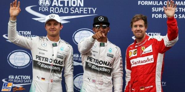 2015年 F1 モナコGP予選