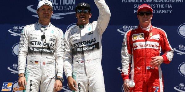 2015年 F1 カナダGP予選