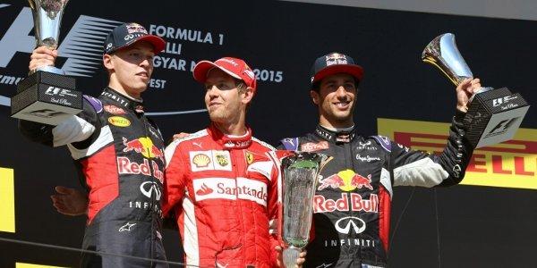 2015年 F1 ハンガリーGP決勝
