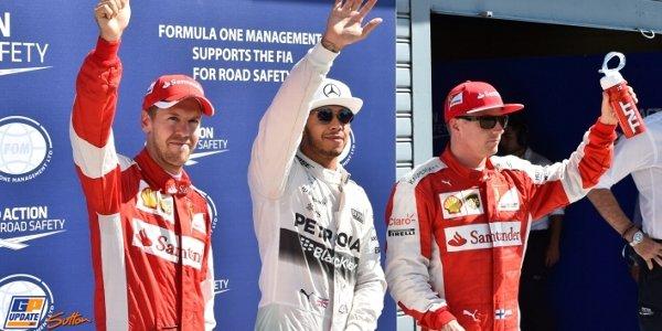2015年 F1 イタリアGP予選